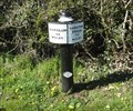 Image for Trent & Mersey Canal Milepost - Meaford, UK