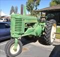 Image for John Deere Model A Tractor