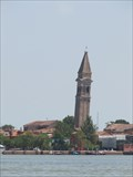 Image for Leaning Bell Tower of Burano - Burano, Italy