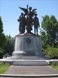 Image for Winged Victory - Olympia, Washington