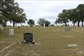 Image for Donald Lynn McLendon - Montague County (Dye Mound), TX