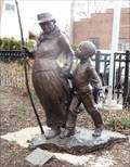 Image for Statue of Harriet Tubman  - Ypsilanti, Michigan, USA.