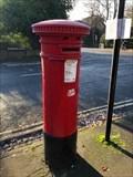 Image for Victorian Pillar Box - Rawlinson Road - Jericho - Oxford - Oxfordshire - UK
