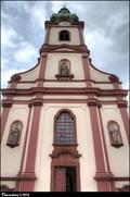 Image for Kostel Sv. Andelu strážných / Church of Holy Guardian Angels - Kostelec nad Cernými lesy (Central Bohemia)