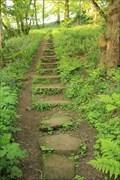 Image for Rudyard Lake Steps - Rudyard, Nr Leek, Staffordshire Moorlands, UK.