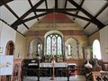 Image for Stained Glass Windows - Kirk Maughold - Maughold, Isle of Man
