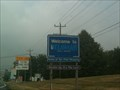 Image for Route 279 MD/DE Border Crossing - Newark, DE (Fair Hill, MD)