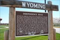 Image for Independence Rock - Wyoming