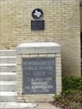 Image for 1913 - New Braunfels Public School - New Braunfels, TX