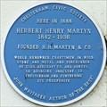 Image for Herbert Henry Martyn - High Street, Cheltenham, UK