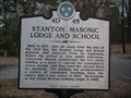 Image for Stanton Masonic Lodge And School 4D 45