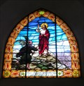 Image for Temple of Tibidabo Stained Glass Windows - Barcelona, Spain