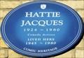 Image for Hattie Jacques - Eardley Crescent, London, UK