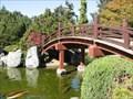 Image for Japanese Friendship Garden bridge - San Jose, CA
