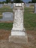 Image for Mintie E. Martin - Callisburg Cemetery - Callisburg, TX