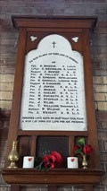 Image for Memorial plaque - St Mary - Jackfield, Shropshire