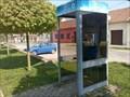 Image for Payphone / Telefonni automat - Oleksovice, Czech Republic