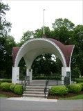 Image for Montebello Park Bandstand ~ The T. Roy Bandshell - St Catherines, Ontario, Canada