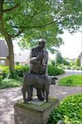 Image for Boer met Stier - Oene NL
