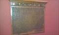Image for Lincoln's Gettysburg Address Marker - City & County Building, Salt Lake City, Utah