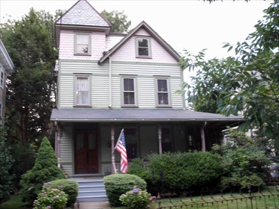 3 story mid victorian haddonfield nj victorian houses for 3 story victorian house