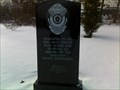 Image for Freetown Police Memorial - Freetown, MA