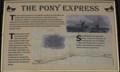 Image for The Pony Express - Ogallala, Nebraska