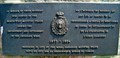 Image for North West Mounted Police Cemetery Plaque - Battleford, Saskatchewan