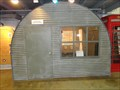 Image for Operations Mission Briefing Quonset Hut Display - Hill AFB Aerospace Museum - Roy, Utah