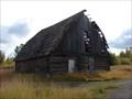 Image for Abandoned Homestead Barn, Taylor Lake Road, Cariboo, British Columbia