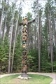 Image for Peace and Reconciliation Totem Pole - Algonquin Provincial Park, Ontario