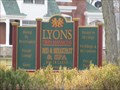 Image for Lyons Twin Mansions B&B -- Fort Scott KS