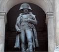 Image for Napoleon I Statue  -  Paris, France