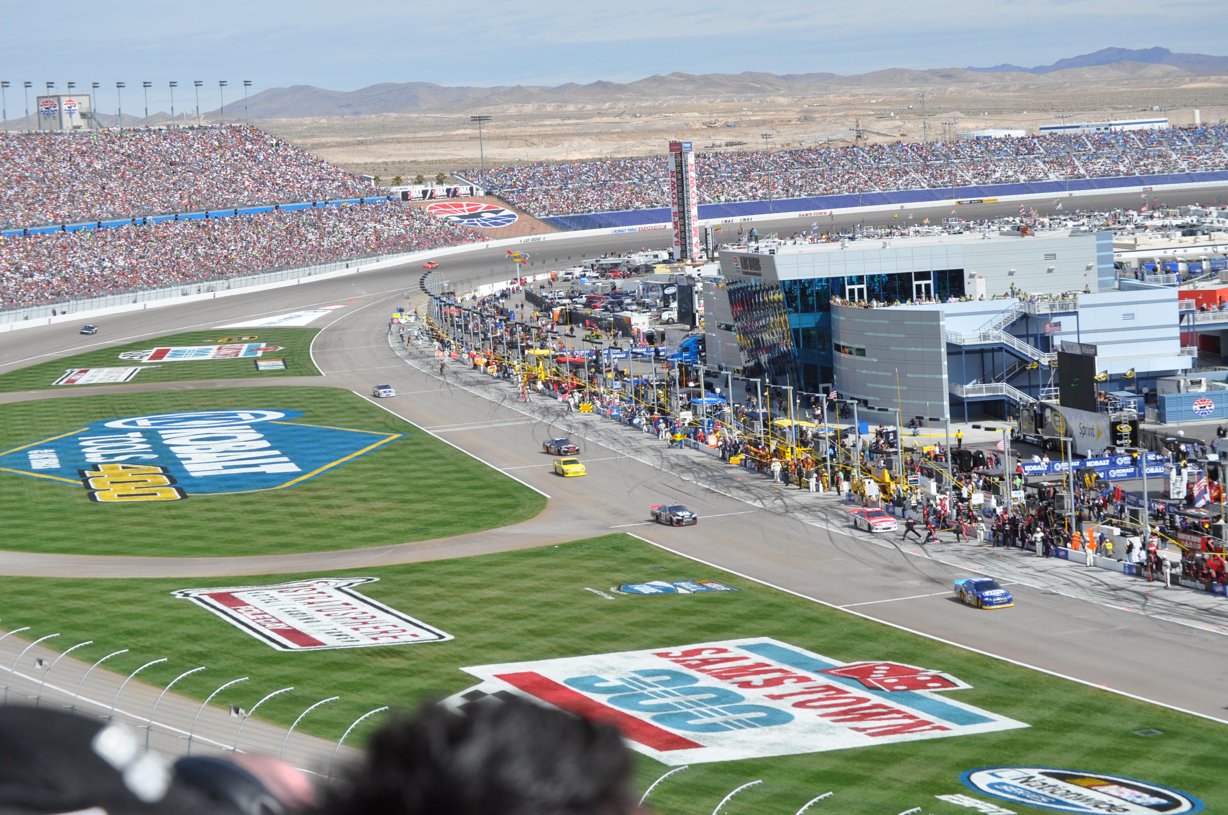 Las Vegas Motor Speedway Las Vegas Nv Image