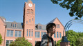 """Image for UCO's Old North - """"Rudderless"""""""