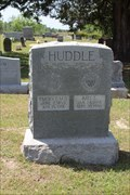 Image for Huddle - Red Hill Cemetery - Murchison, TX
