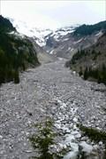 Image for Nisqually Glacier, Mount Rainier - Washington