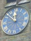 Image for St Andrew's Church Clock - Weston-under-Lizard, Staffordshire, UK.