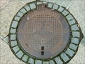 Image for Manhole Cover - Pisek, Czech Republic