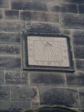 Image for Tower Sun Dial, St.Nicholas' Church, Abbots Bromley, Staffordshire.