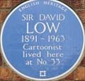 Image for Sir David Low - Merbury Court, Kensington High Street, London, UK