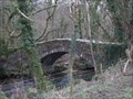 Image for Old arched bridge across the River Plym at Lower Goodameavy.