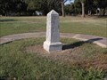 Image for Whittington Park monument - Ardmore, OK