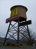 Image for McDonald's Water Tower in Acton, CA