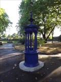 Image for The Mad Day Out - St Pancras Gardens Fountain - Pancras Road, London, UK