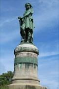 Image for Statue de Vercingétorix, Roi des Arvernes - Alise-Sainte-Reine, France
