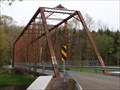 Image for Pancake Clarkson Rd Pratt through-truss - Columbiana Co, Ohio
