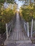 Image for The Swinging Bridge - Pawhuska, OK