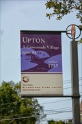 Image for Upton - A Crossroads Village - Upton MA