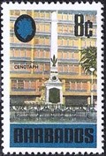Image for Cenotaph - Bridgetown, Barbados